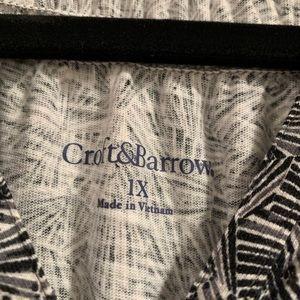 croft & barrow Tops - Sleeveless Blouse